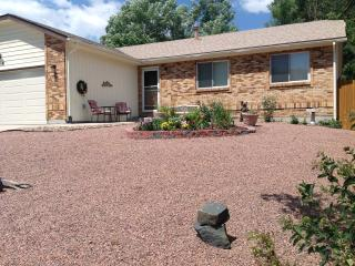 Ranch style home located in colorful Colorado@ - Colorado Springs vacation rentals