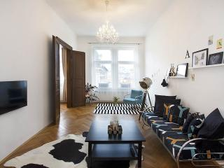 Old Town Apartment with FANTASTIC CASTLE VIEW - Prague vacation rentals