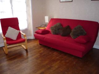 Saint Malo Intra Muros Apartment 72 square metres - Saint-Malo vacation rentals