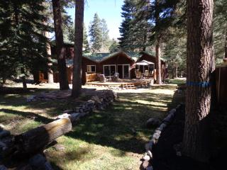 Comfortable 3 bedroom Ouray House with Deck - Ouray vacation rentals