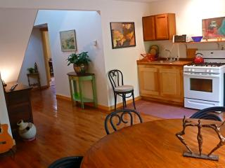 Loft apt. on Plattekill Creek - Catskill vacation rentals