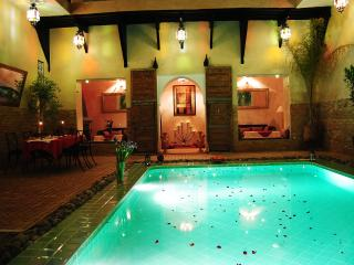 Deluxe Room in a peacuful oisis in the Medina - Morocco vacation rentals
