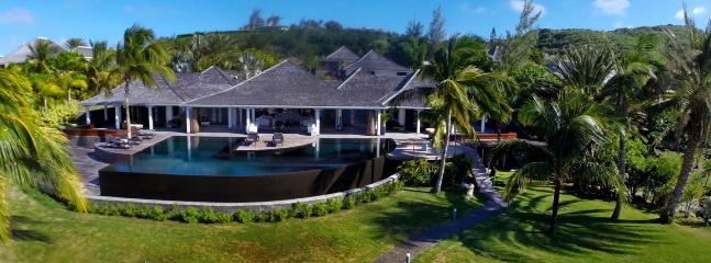 Villa Silver Rainbow 4 Bedroom SPECIAL OFFER - Petit Cul de Sac vacation rentals