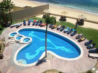 Beachfront 2bdr Las Olas Condo newly remodeled - San Jose Del Cabo vacation rentals