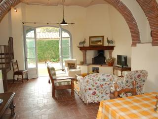 2 bedroom Farmhouse Barn with Internet Access in Province of Pisa - Province of Pisa vacation rentals