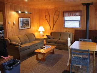 Located at Base of Powderhorn Mtn in the Western Upper Peninsula, A Cozy Home in Quiet Wooded Setting - Bessemer vacation rentals