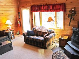Located at Base of Powderhorn Mtn in the Western Upper Peninsula, An Intimate Little Home with Free-Standing Fireplace - Ironwood vacation rentals