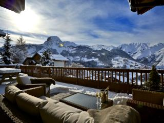 White Mountain Chalets - Chalet Cateline - Saint-Martin-de-Belleville vacation rentals
