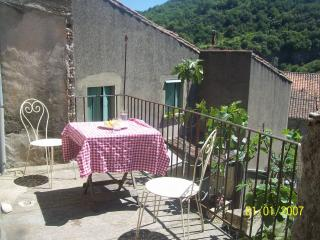 Perfect Townhouse with Outdoor Dining Area and Television - Saint-Pons-de-Thomieres vacation rentals