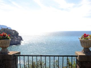 Villa Regina - Pieve Ligure straight on the rocks - Pieve Ligure vacation rentals