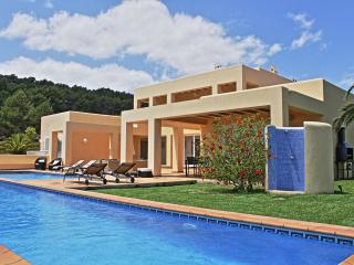 Large modern house pool views sleeps10 - Ibiza vacation rentals