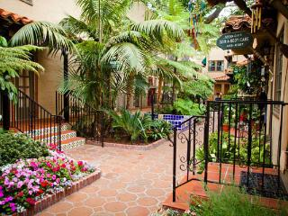 Across from Hotel Del, with resort pool and spa - Coronado vacation rentals