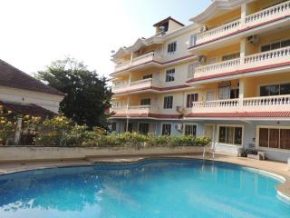 Marigold Apartment, Pamela Palms, Anjuna, Goa - Anjuna vacation rentals