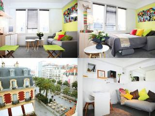 *Delicieux Sweethome* original,accès Grande Plage, INTERNET - Biarritz vacation rentals