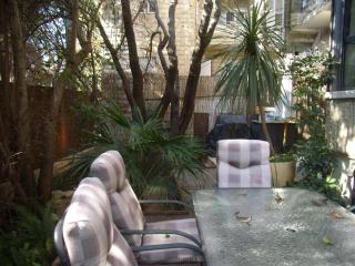 Gorgeous Garden  2 BD Old Katamon - Israel vacation rentals