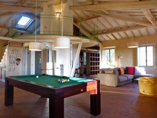 Magazzini a rural loft in a historic villa surrond - Marti vacation rentals