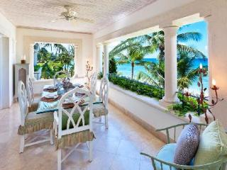 Flamboyant at Schooner Bay (201)- Caribbean sea view, amenities & steps to beach - Saint Peter vacation rentals