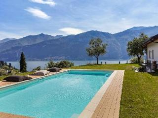 Stunning Hilltop Villa del Sole with Gym, Pool & Superb Lake Views - Bellagio vacation rentals