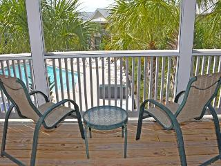 Barefoot Cottages #B16 - NEW! 2BR/2.5BA PoolFront home w/screened porches, Forgotten Coast! - Port Saint Joe vacation rentals