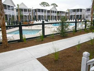 Barefoot Cottages #B24 - NEW! 2BR/2.5BA PoolFront home w/screened porches, Forgotten Coast! - Port Saint Joe vacation rentals