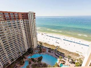 Shores of Panama 2213-1BR+Bnk-AVAIL8/1-8-RealJOY FunPass*FREETripIns4NEWFallBkgs*CkOurRates - Panama City Beach vacation rentals