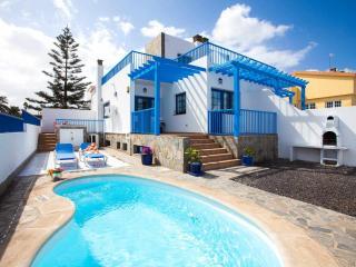 Villa Jable – family villa with heated pool - Corralejo vacation rentals