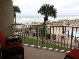 Coquina Condo Unit A211 Ocean View -Crescent Beach - Saint Augustine vacation rentals