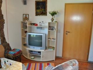 Bright 2 bedroom Lauscha House with Fireplace - Lauscha vacation rentals