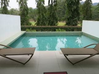 3 bed  pool TOWN HOUSE In KATHU facing the GOLF! - Kathu vacation rentals