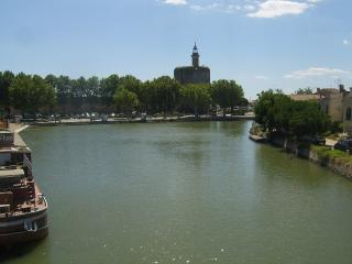 SECURE APT  OUTSIDE THE MEDIVAL CITY /POOL/WIFI - Aigues-Mortes vacation rentals