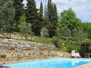 - 4 pers, 60 m2, 3/2 - Badia a Passignano vacation rentals