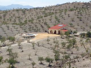 Rural Villa in Arroyo Medina Nr Albox, Almeria - Albox vacation rentals
