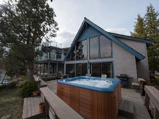 3BR Alpine Lake BrinzerHaus, Private Hot Tub & Boat Dock, Tahoe Keys - South Lake Tahoe vacation rentals