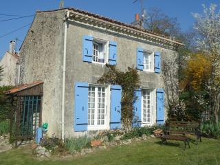 Lovely 2 bedroom Cottage in Lozay - Lozay vacation rentals