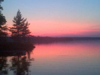 Private Lakeside Gem, Pristine Sandy Beach - Plevna vacation rentals