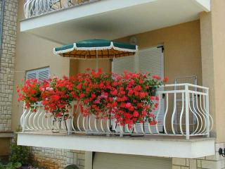 Miria Apartment for 3 with balcony - Ika vacation rentals