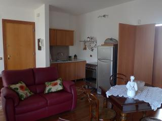 Bright 2 bedroom Palermo Condo with A/C - Palermo vacation rentals