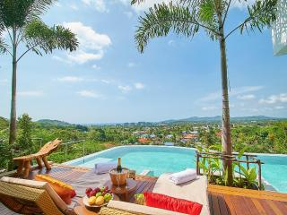Villa Mantra - 4 edrooms, Sea view-Bangtao beach - Bang Tao Beach vacation rentals