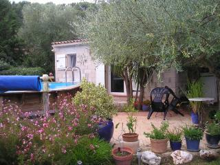 Studio au calme,terrasse sous l'olivier,piscine - Sollies-Pont vacation rentals