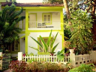 3 Bhk Duplex AC Bungalow right on calangute beach - Goa vacation rentals