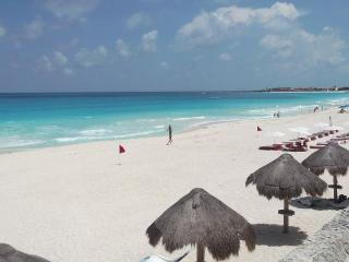 Thanksgiving Special - BEACH FRONT Cancun unit - Cancun vacation rentals