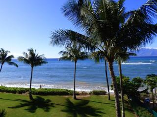 Direct Oceanfront Condo In Kahana on West Maui - Lahaina vacation rentals