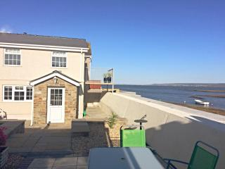 Nice Cottage with Deck and Internet Access - Penclawdd vacation rentals