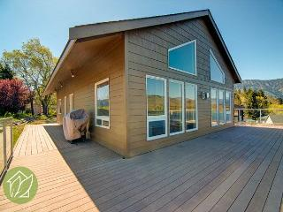 Beautiful Waterfont Home with Stunning Views on Wapato Lake - Manson vacation rentals