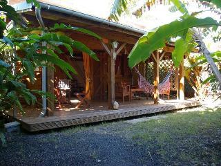 Gite Créole Jardin privé, Calme, Nature, Wifi - Saint-François vacation rentals