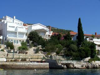 Villa Mediterraneo large apartment  by the sea - Komarna vacation rentals