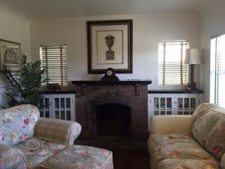 Original 1926 2/1 PETS  KIDS yard, trees, parking - Santa Barbara County vacation rentals