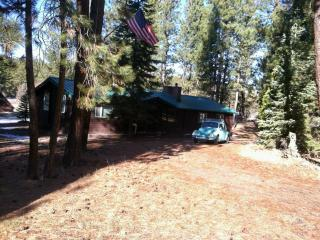 Beautiful Cedar cabin in the pines - Bonanza vacation rentals