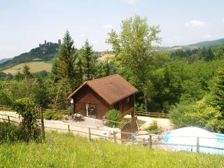 Gite Chalet Marly, Saint Céré, Lot - Saint Cere vacation rentals