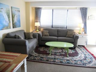 A Bright and Cheery, Direct Ocean Front, 3 Bedroom - Myrtle Beach vacation rentals